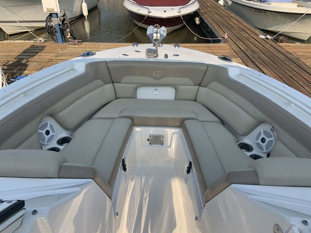 2017 Sailfish Boats boat for sale, model of the boat is 245 DC & Image # 28 of 34