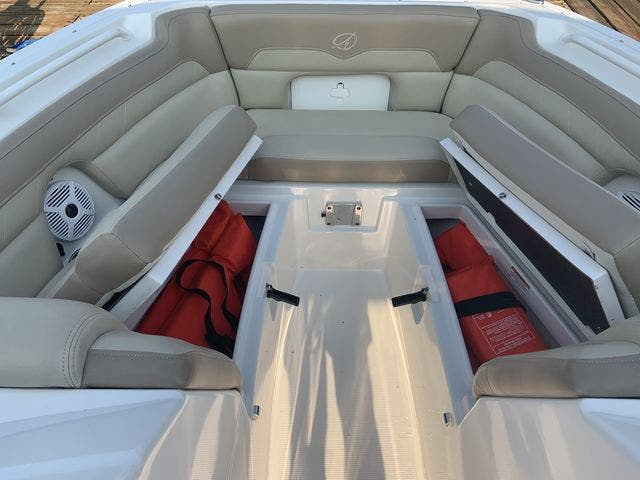 2017 Sailfish Boats boat for sale, model of the boat is 245 DC & Image # 29 of 34