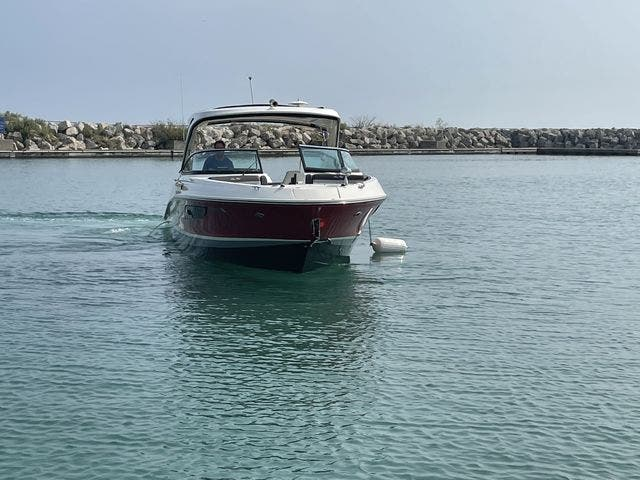 2017 Sea Ray boat for sale, model of the boat is 350 SLX & Image # 3 of 18