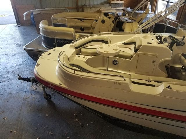 2017 Starcraft boat for sale, model of the boat is 1915Limited/OB & Image # 3 of 7