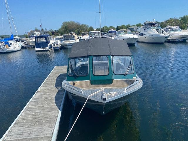 2017 Thunderjet boat for sale, model of the boat is 20 LUXOR OS & Image # 3 of 8