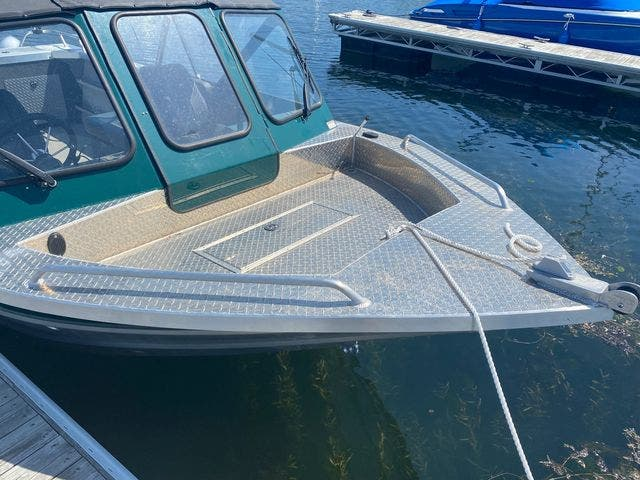 2017 Thunderjet boat for sale, model of the boat is 20 LUXOR OS & Image # 4 of 8