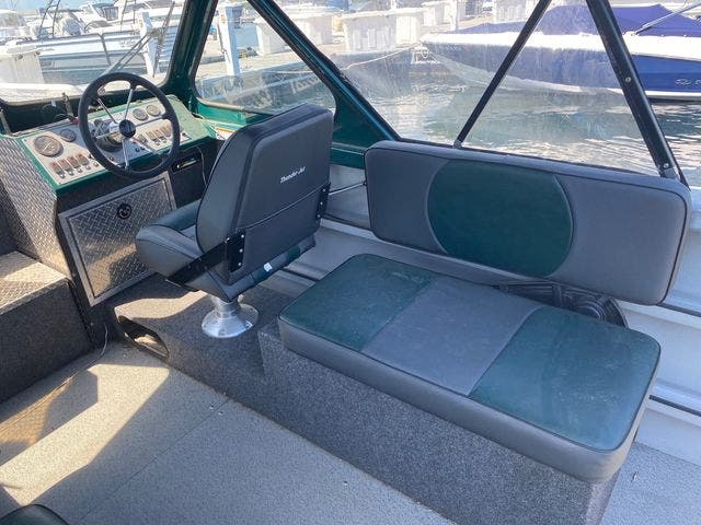 2017 Thunderjet boat for sale, model of the boat is 20 LUXOR OS & Image # 7 of 8