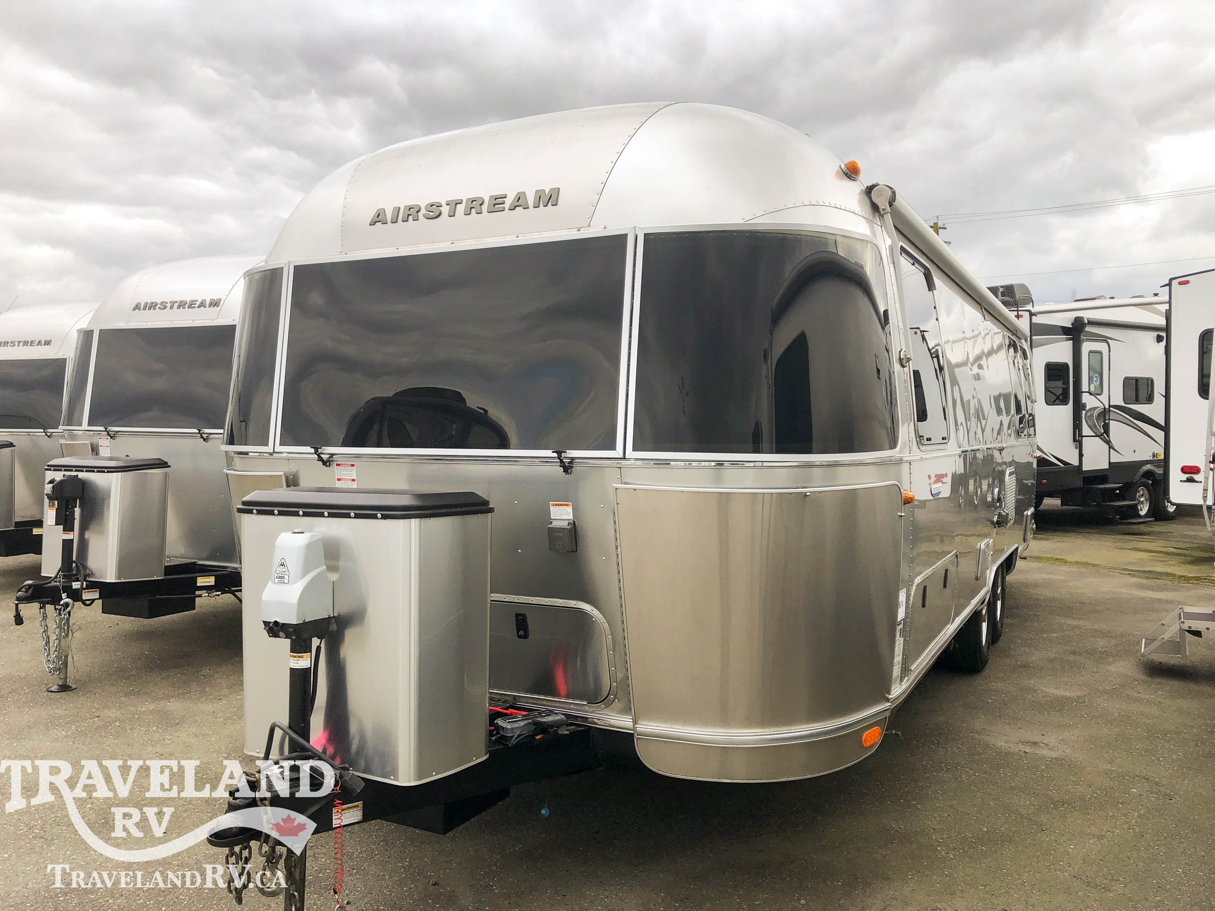 2018 Airstream International 27 TWIN SERENITY