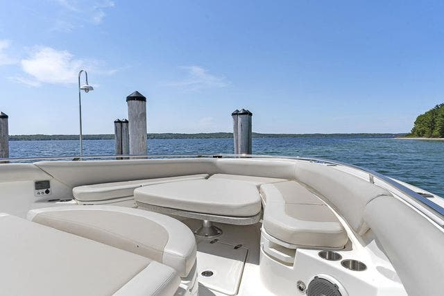 2018 Boston Whaler boat for sale, model of the boat is 420 OUTRAGE & Image # 25 of 40