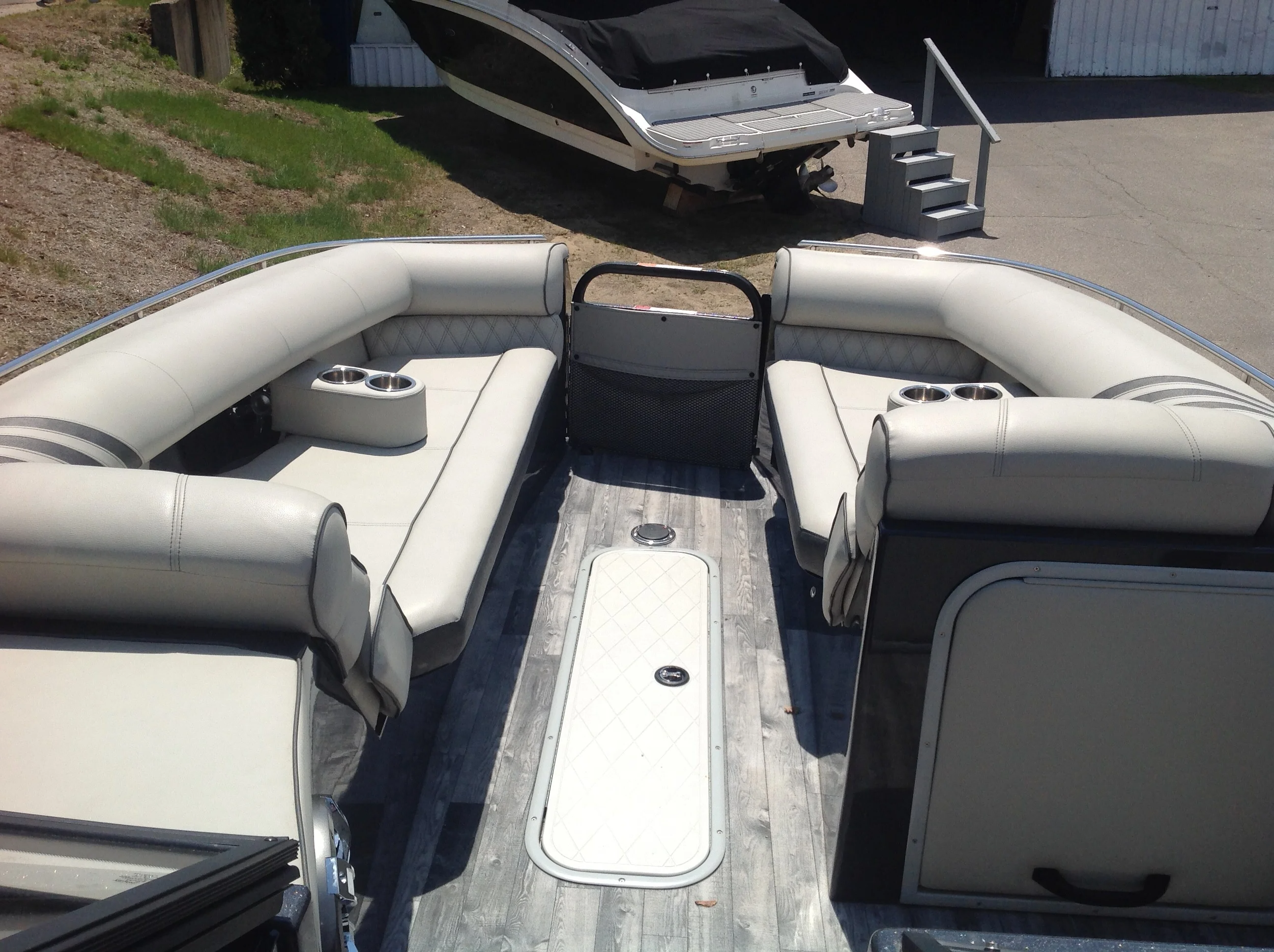 2018 Crest boat for sale, model of the boat is Continental Nx 270cs & Image # 5 of 20