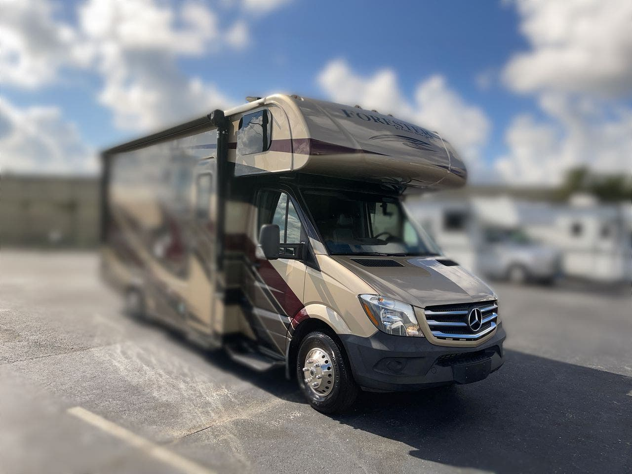 2018 Forest River Forester 2401W MBS