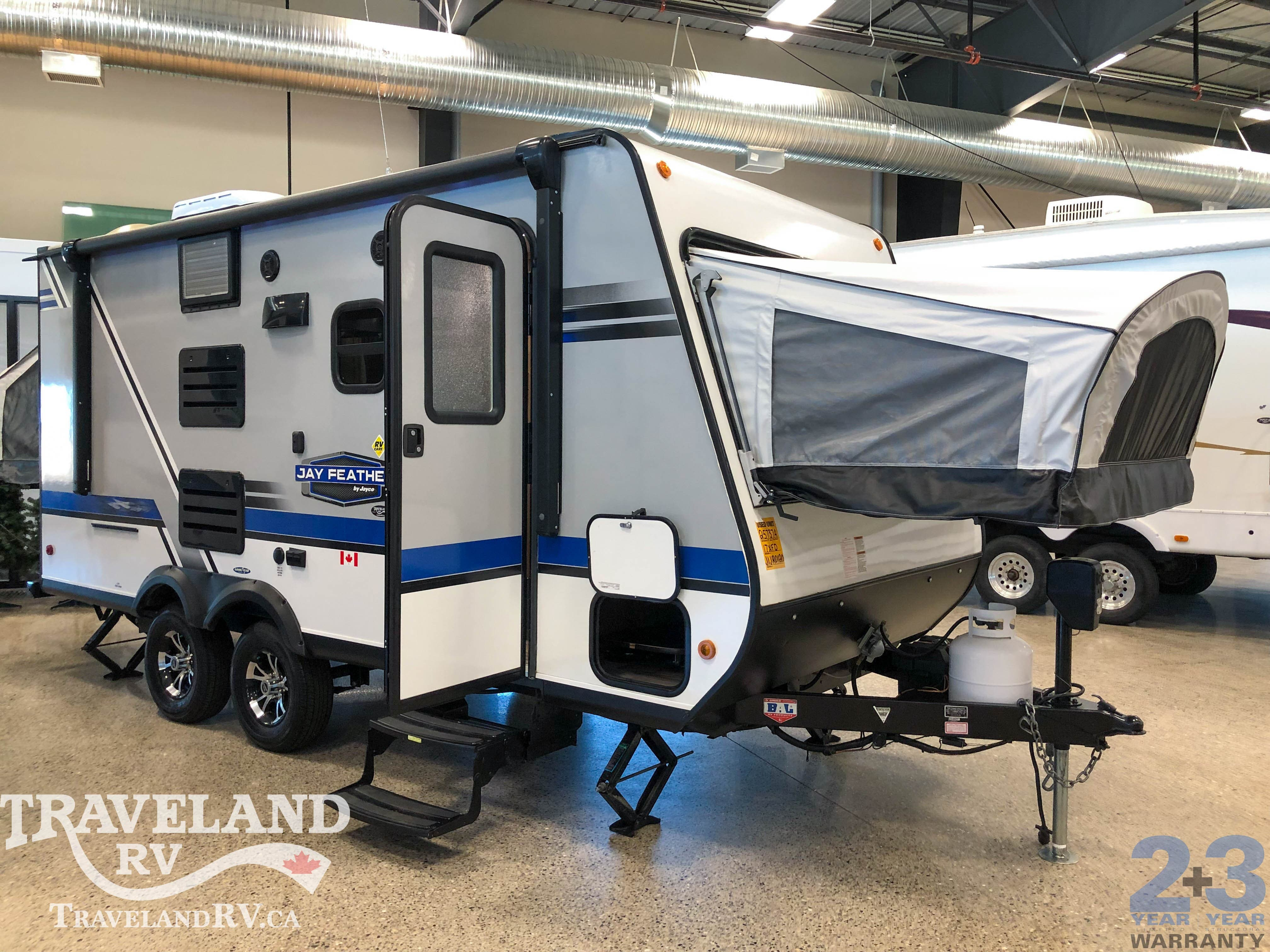 2018 Jayco Jay Feather 7 17XFD