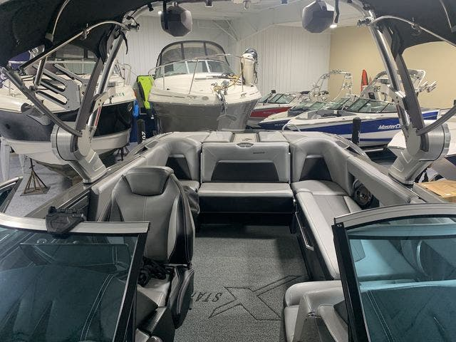 2018 Mastercraft boat for sale, model of the boat is X-Star & Image # 6 of 31