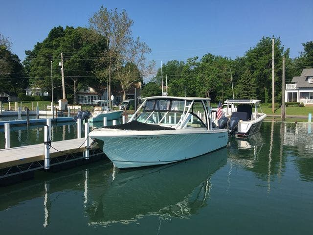 2018 Sailfish Boats boat for sale, model of the boat is 275 DC & Image # 3 of 24