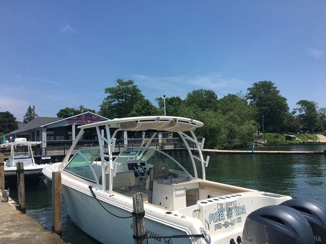 2018 Sailfish Boats boat for sale, model of the boat is 275 DC & Image # 4 of 24
