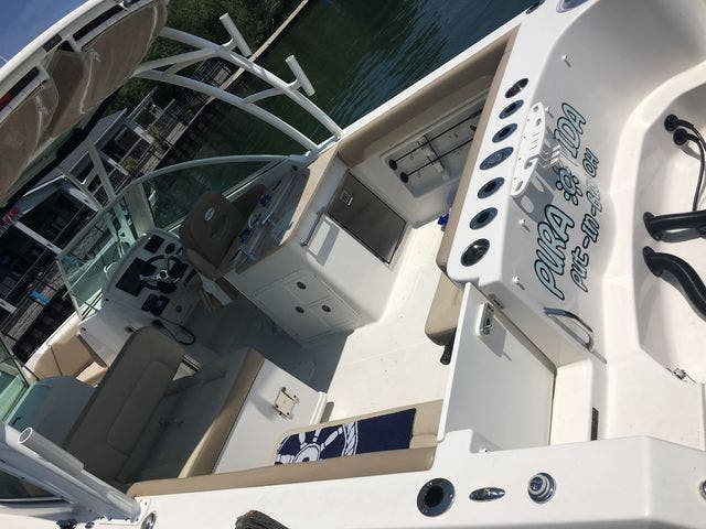 2018 Sailfish Boats boat for sale, model of the boat is 275 DC & Image # 5 of 24