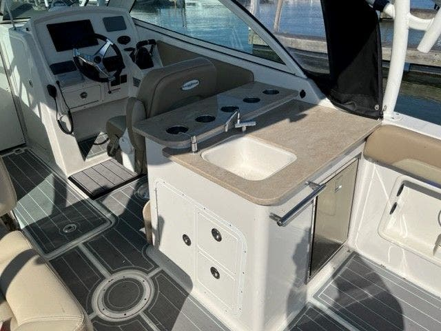 2018 Sailfish Boats boat for sale, model of the boat is 275 DC & Image # 17 of 24