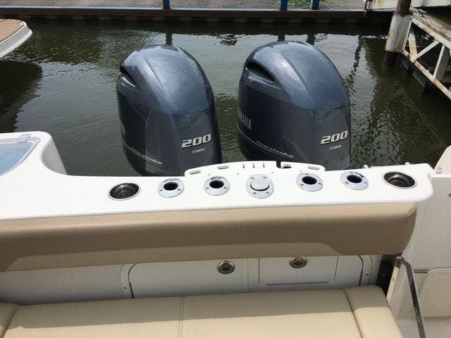 2018 Sailfish Boats boat for sale, model of the boat is 275 DC & Image # 22 of 24
