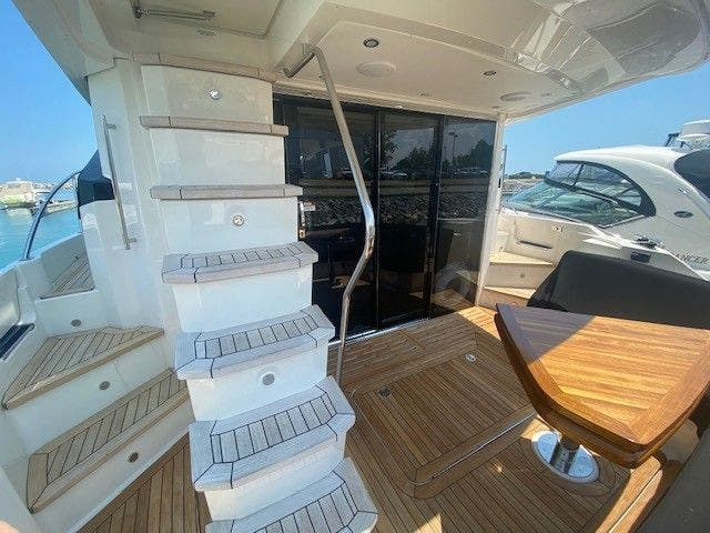 2018 Sea Ray boat for sale, model of the boat is L550FLY & Image # 6 of 41