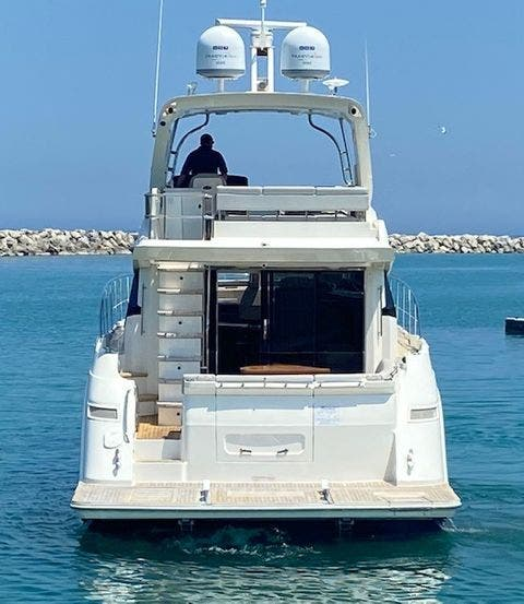 2018 Sea Ray boat for sale, model of the boat is L550FLY & Image # 41 of 41