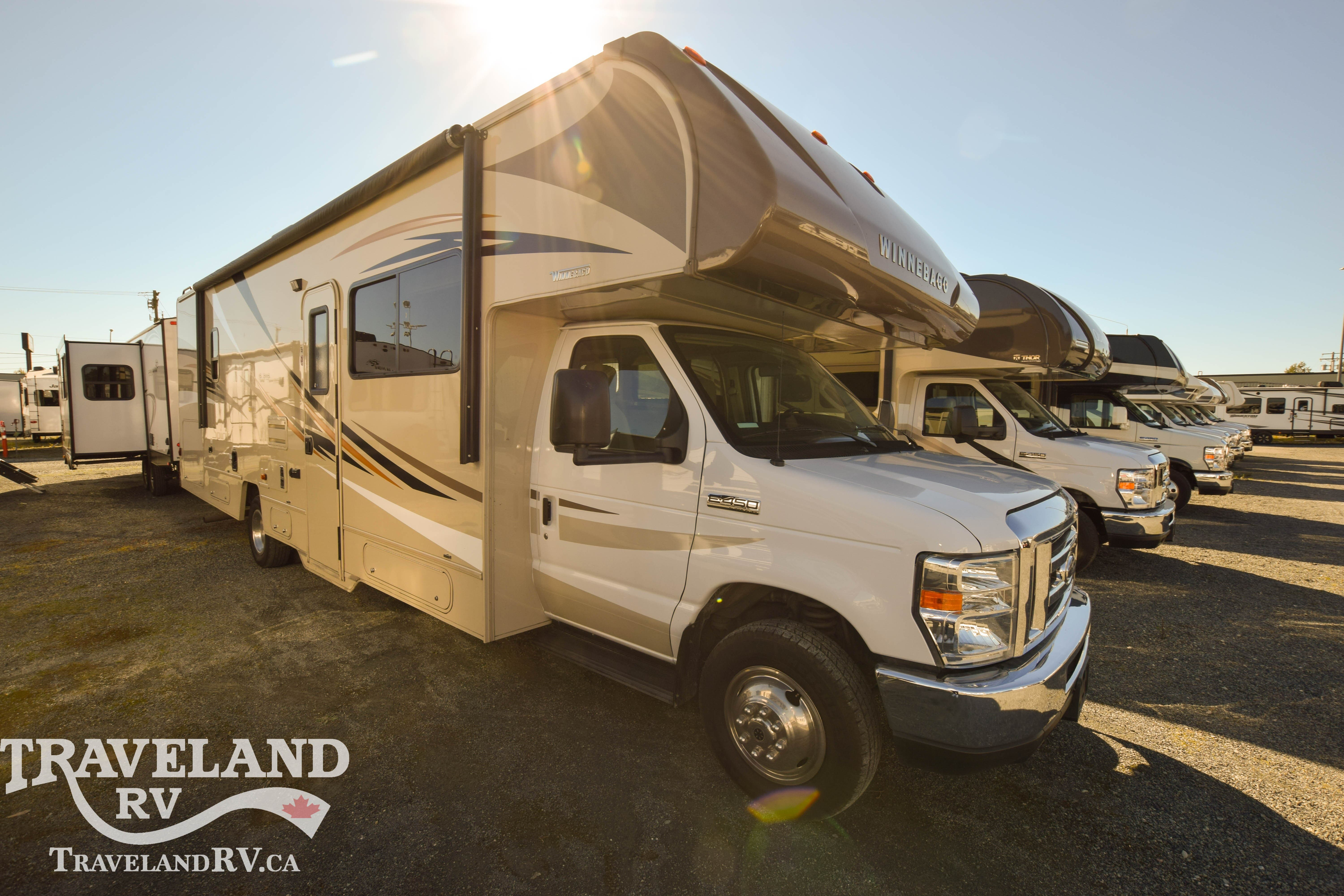 2018 Winnebago Spirit 31G