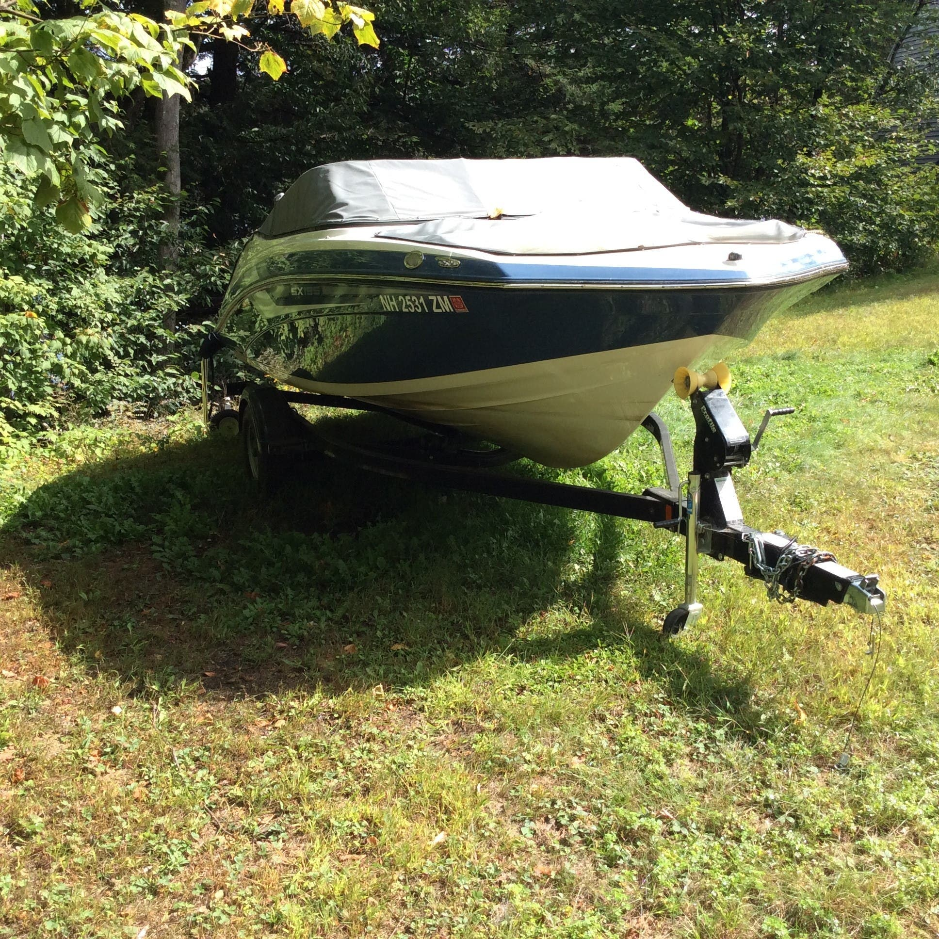 2018 Yamaha boat for sale, model of the boat is SX195 & Image # 4 of 4