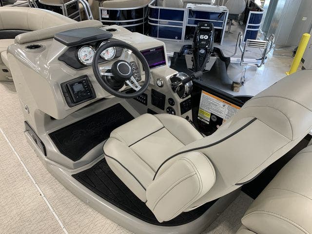 2019 Barletta boat for sale, model of the boat is EX23Q & Image # 4 of 11