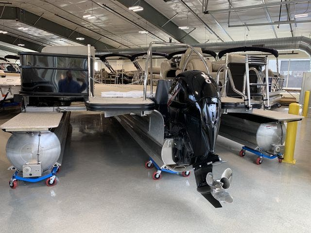 2019 Barletta boat for sale, model of the boat is EX23Q & Image # 11 of 11