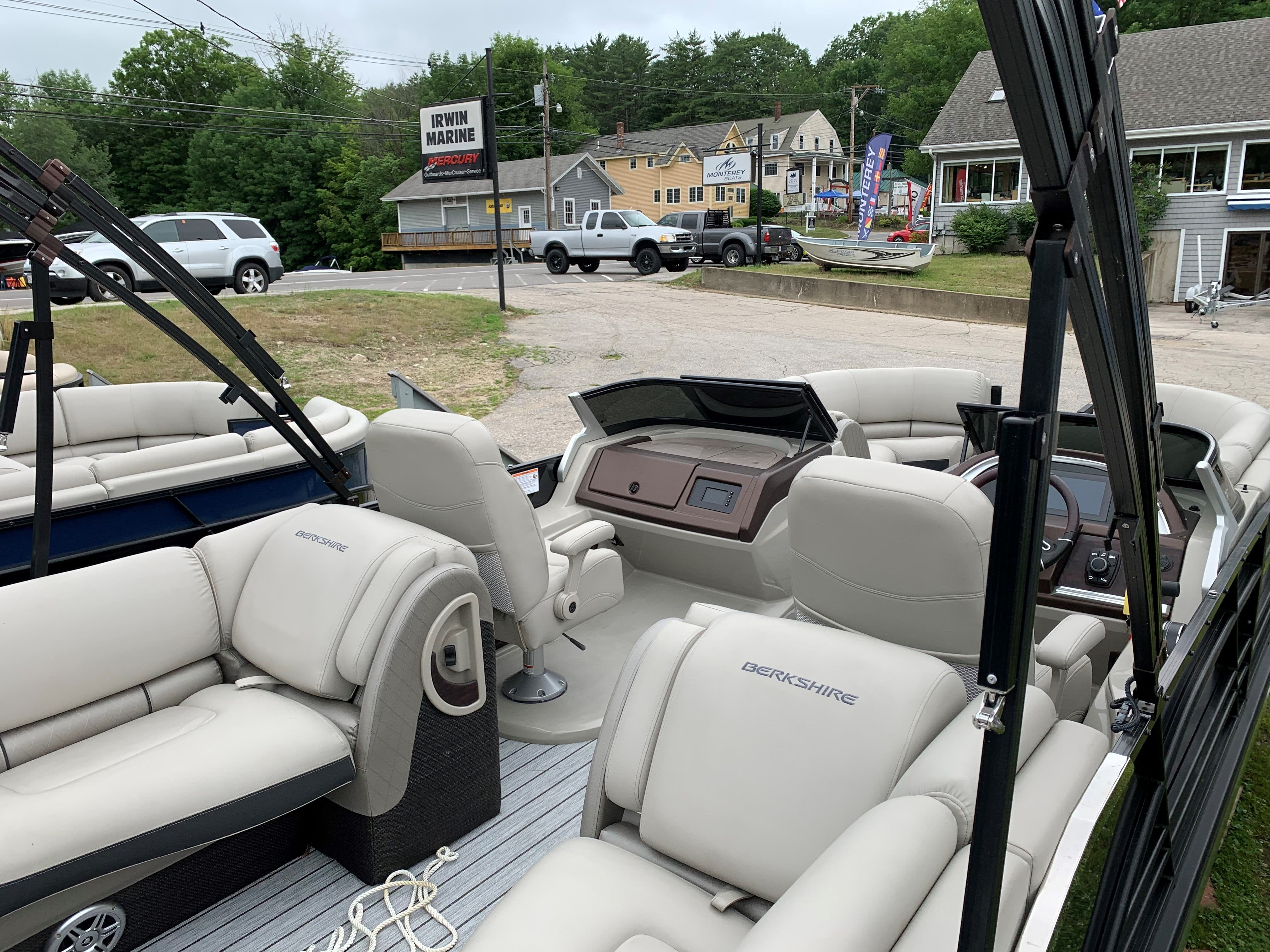 2019 Berkshire Pontoons boat for sale, model of the boat is 23rfx-dc Sts & Image # 6 of 13