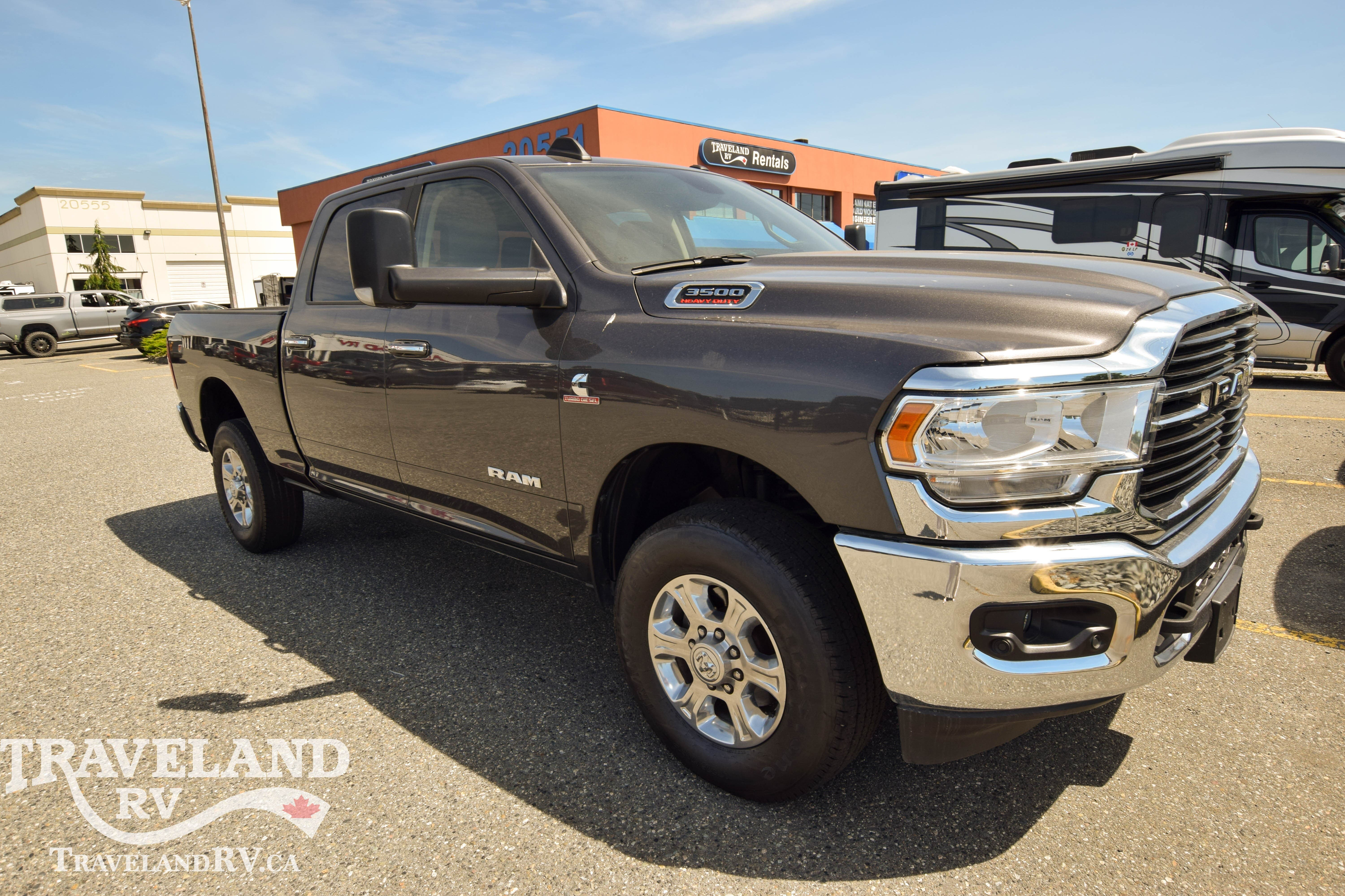 2019 Dodge Ram BIG HORN Thumbnail
