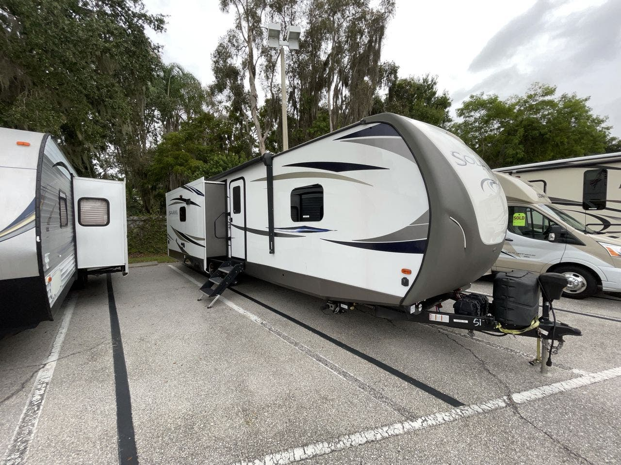 2019 Forest River Solaire 316 RLTS