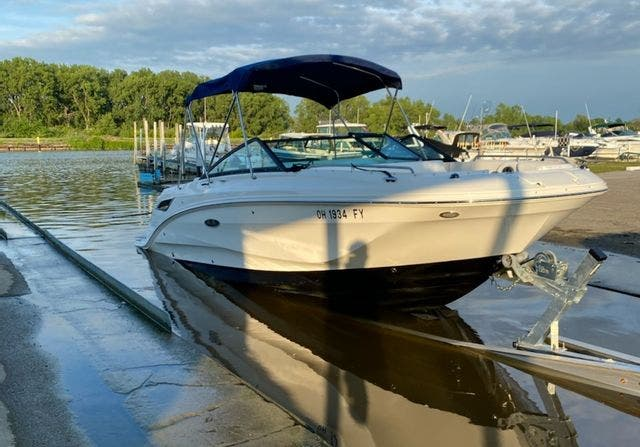 2019 Sea Ray boat for sale, model of the boat is 250 SDX & Image # 3 of 29