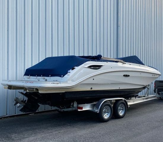 2019 Sea Ray boat for sale, model of the boat is 250 SDX & Image # 6 of 29