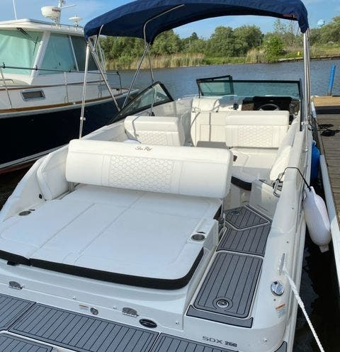 2019 Sea Ray boat for sale, model of the boat is 250 SDX & Image # 11 of 29