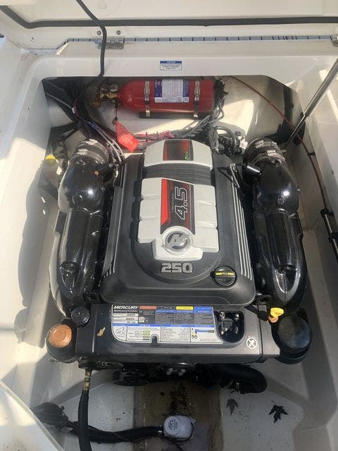2019 Sea Ray boat for sale, model of the boat is 250 SDX & Image # 26 of 29