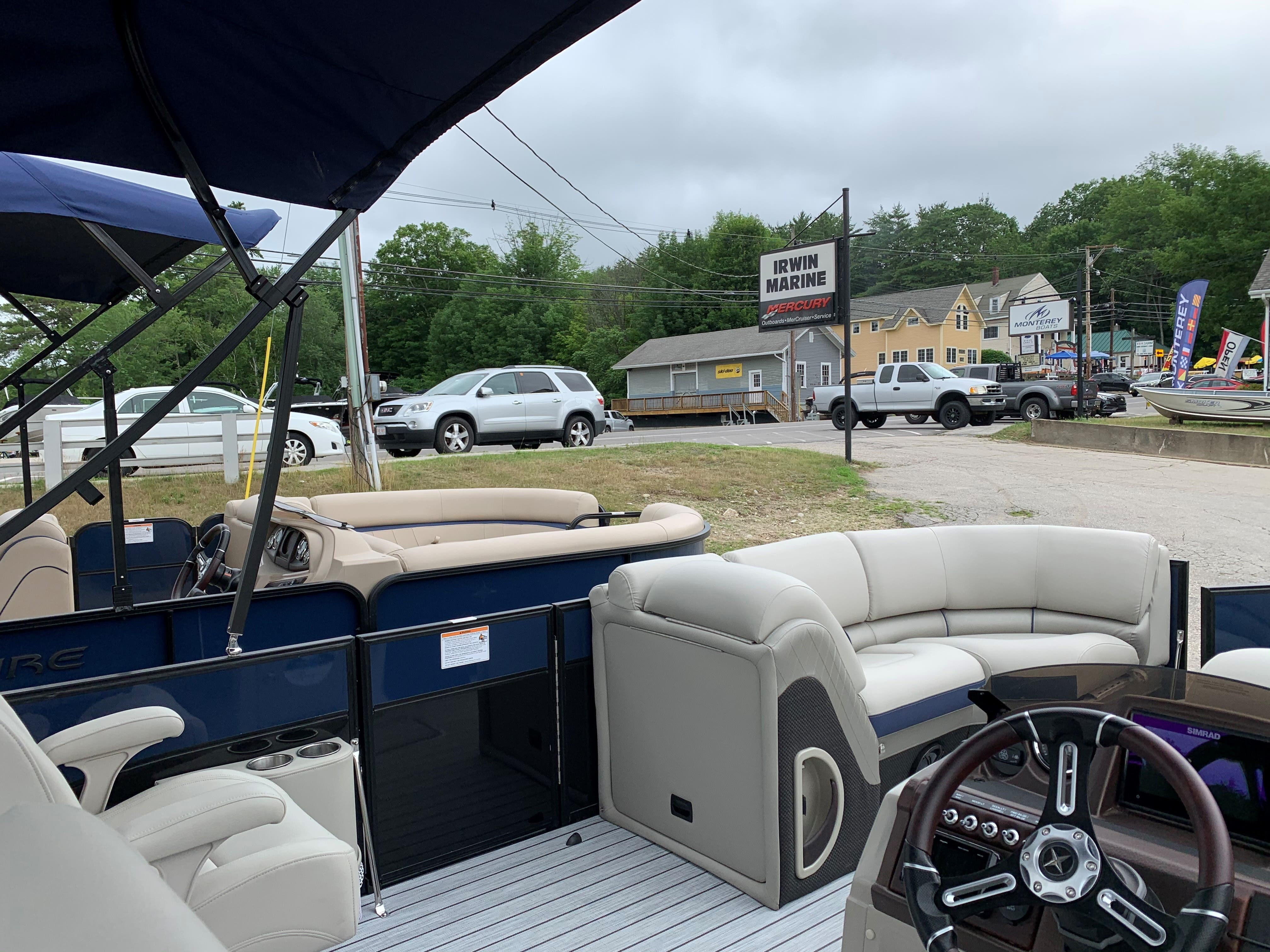 2020 Berkshire Pontoons boat for sale, model of the boat is 23rfx Sts & Image # 3 of 11