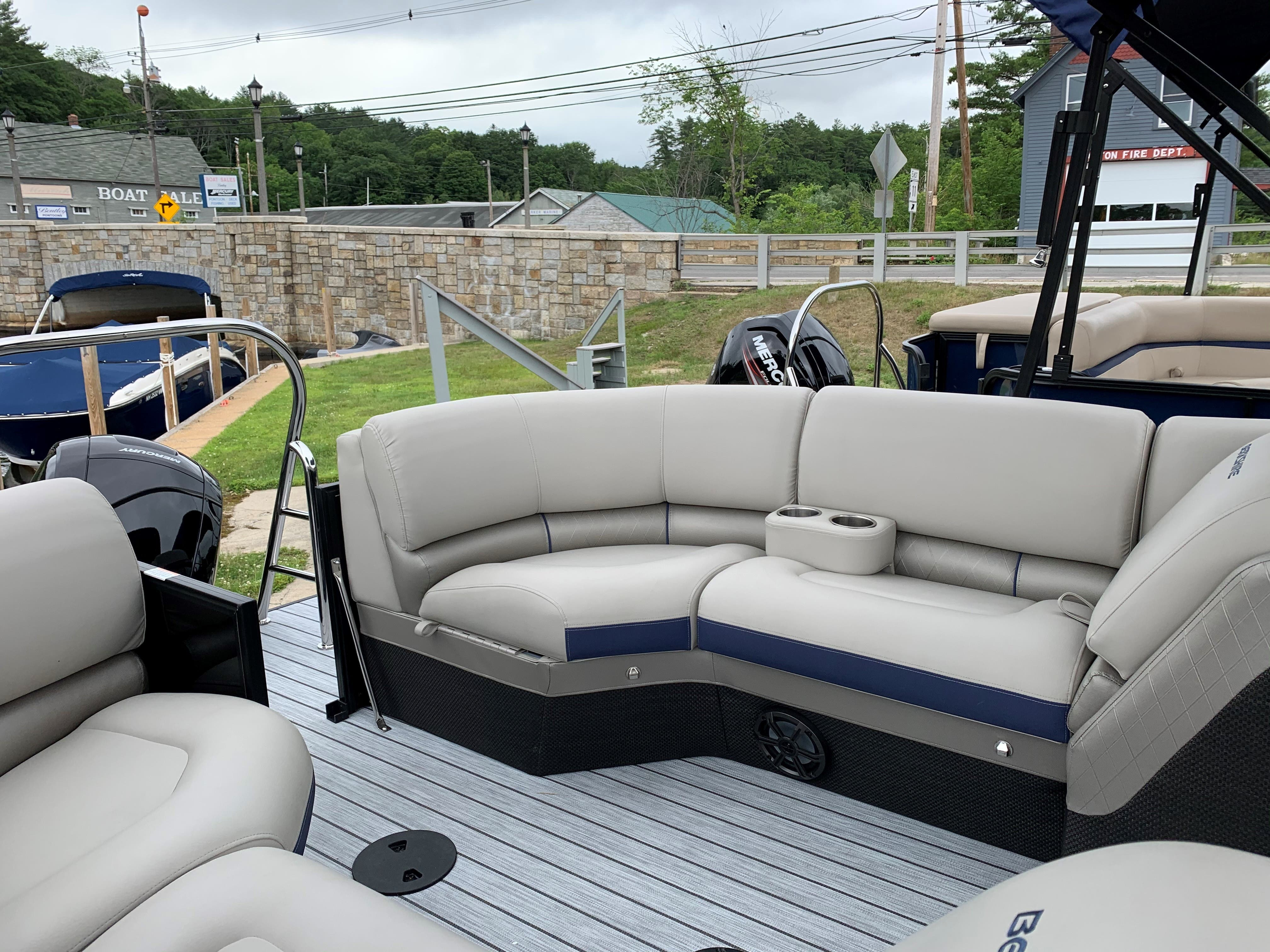 2020 Berkshire Pontoons boat for sale, model of the boat is 23rfx Sts & Image # 5 of 11