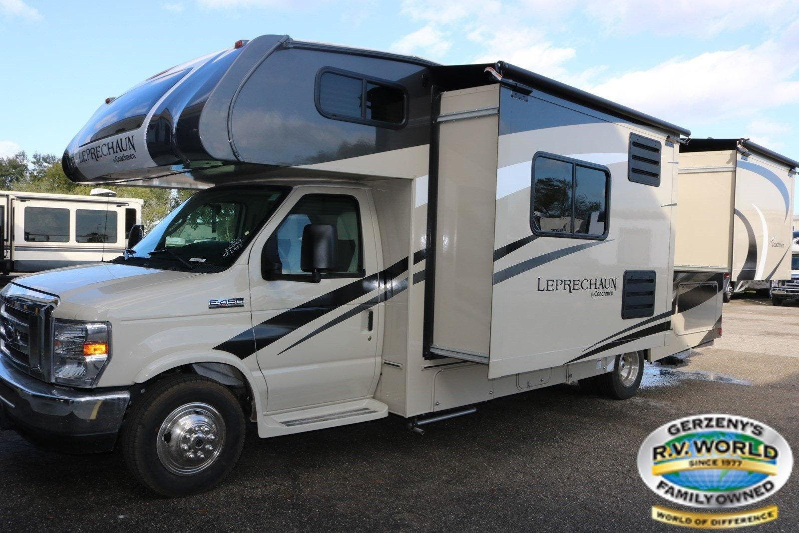 2020 Coachmen Leprechaun Premier 260DS Thumbnail