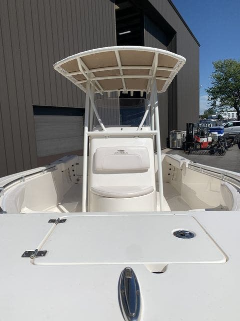2020 Cobia boat for sale, model of the boat is 220CC & Image # 8 of 12