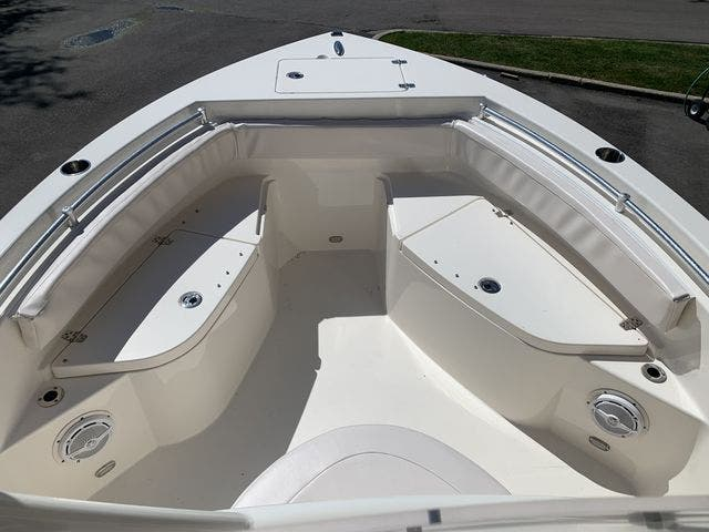 2020 Cobia boat for sale, model of the boat is 220CC & Image # 9 of 12