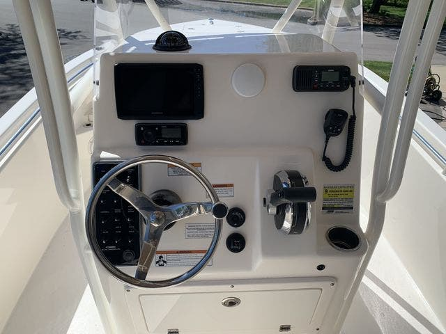 2020 Cobia boat for sale, model of the boat is 220CC & Image # 10 of 12