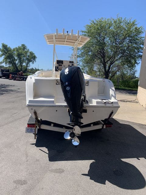 2020 Cobia boat for sale, model of the boat is 220CC & Image # 12 of 12