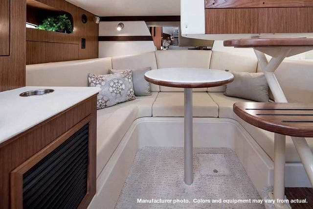2020 Cruisers Yachts boat for sale, model of the boat is 35EXPRESS & Image # 8 of 9