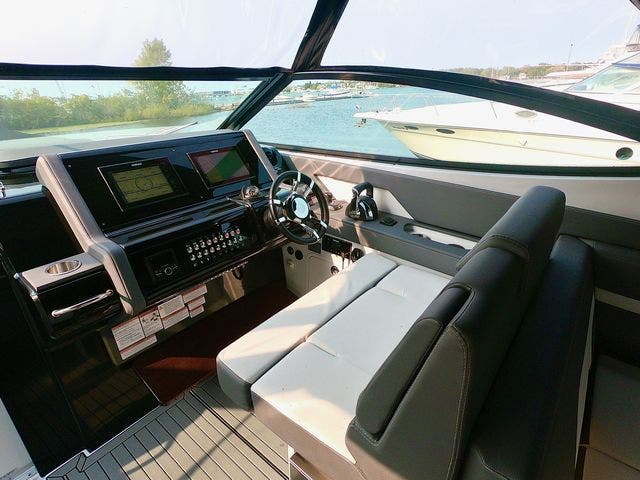 2020 Cruisers Yachts boat for sale, model of the boat is 38GLS I/O & Image # 14 of 18