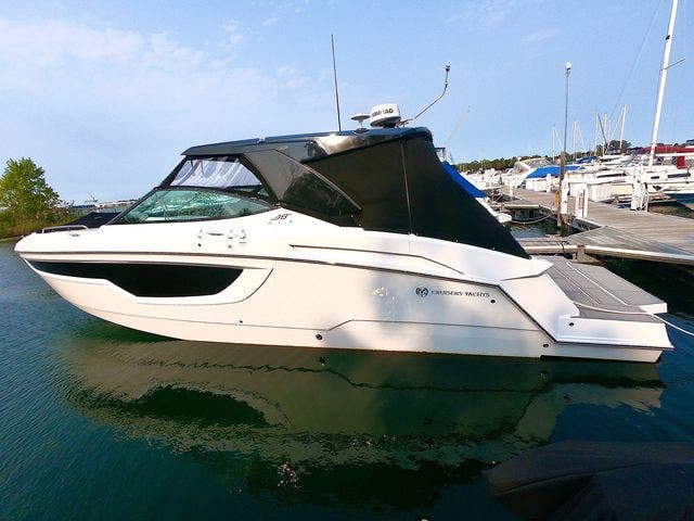 2020 Cruisers Yachts boat for sale, model of the boat is 38GLS I/O & Image # 18 of 18