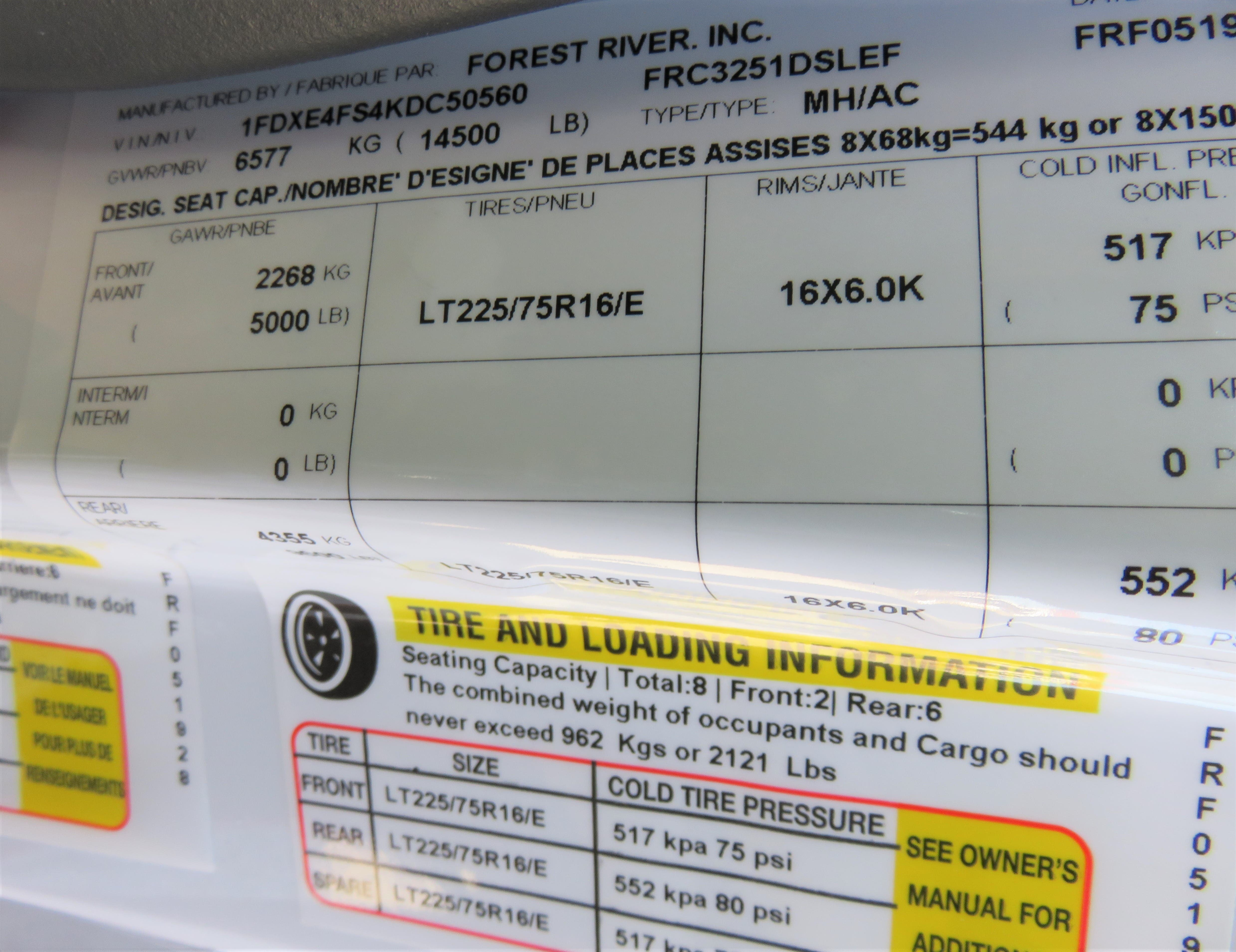 2020 Forest River Forester 3251DSLEF Thumbnail