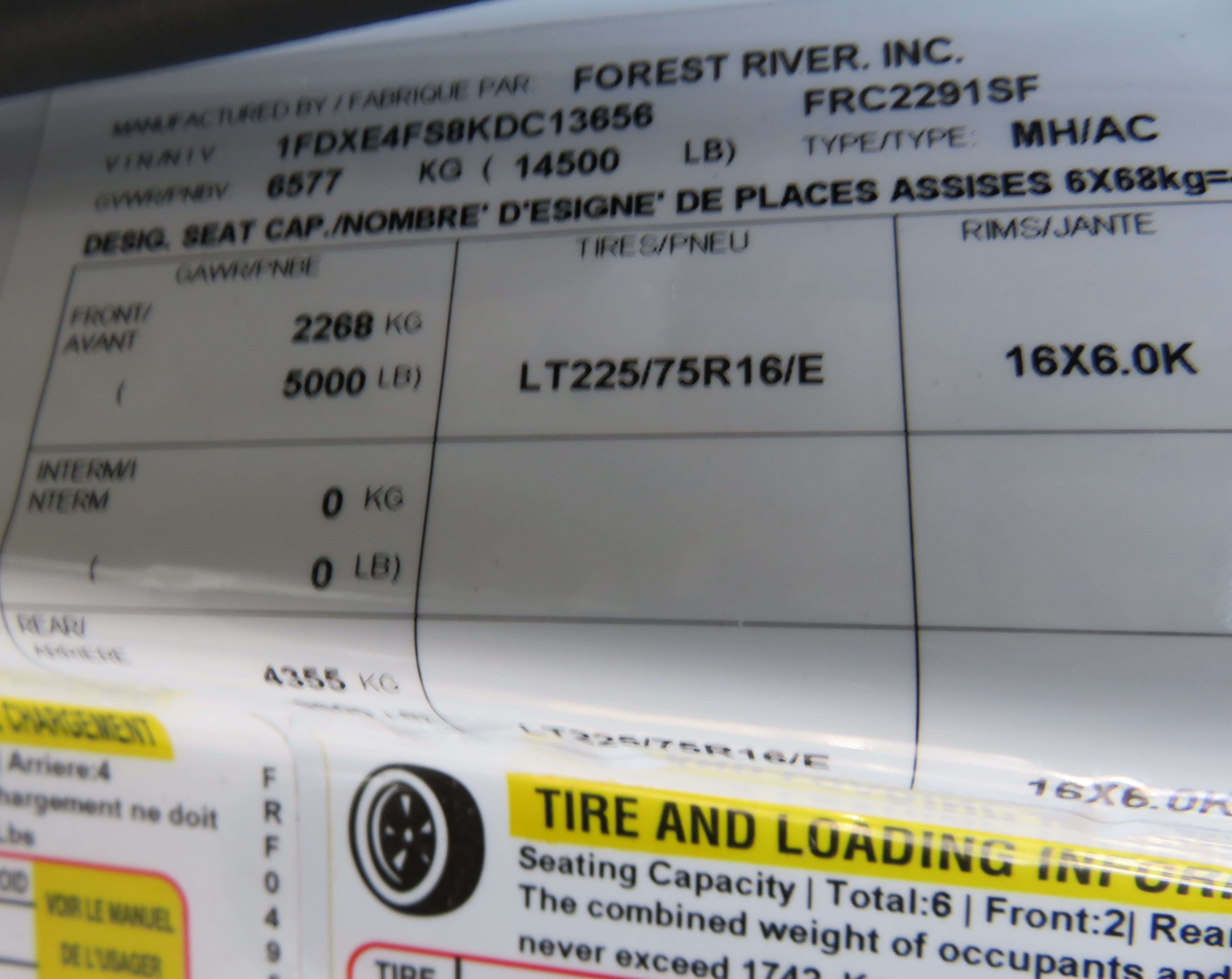 2020 Forest River Forester 2291S Thumbnail