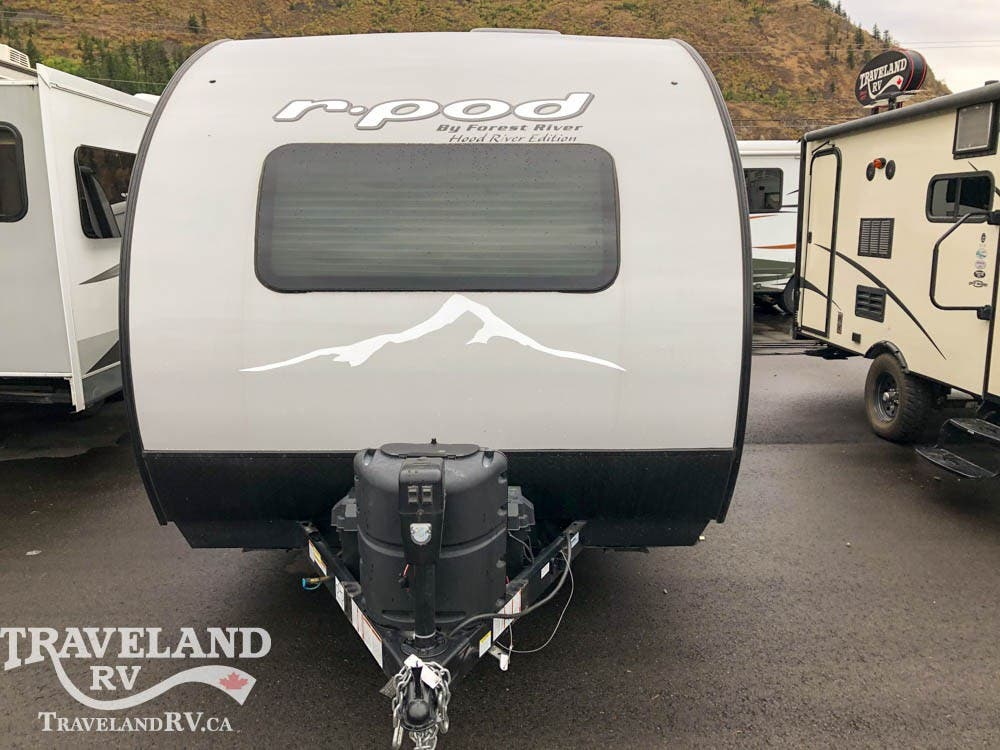 2020 Forest River R-pod 195 HOOD RIVER EDITION Thumbnail