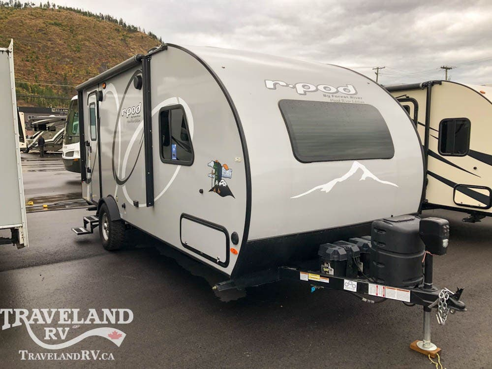 2020 Forest River R-pod 195 HOOD RIVER EDITION