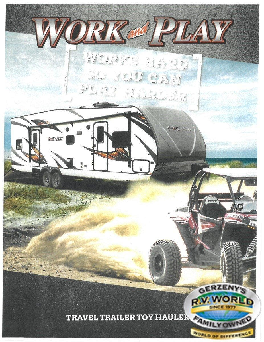 2020 Forest River Work and Play 29SS Thumbnail