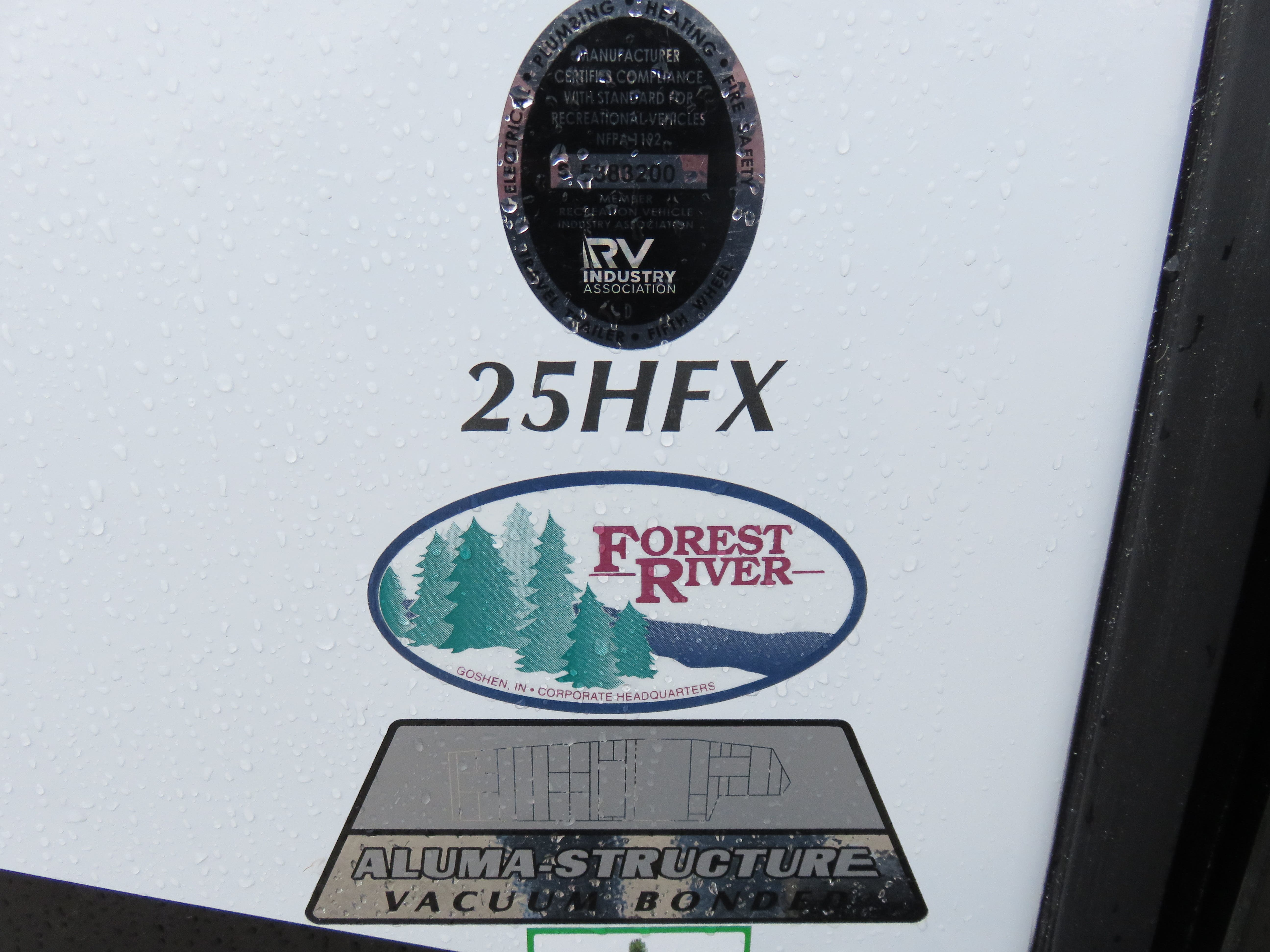 2020 Forest River Xlr 25HFX Thumbnail