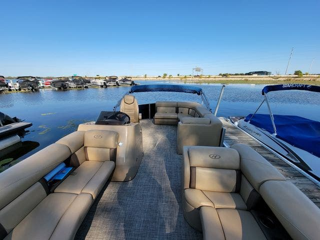 2020 Harris boat for sale, model of the boat is 210 CX/CS & Image # 3 of 7