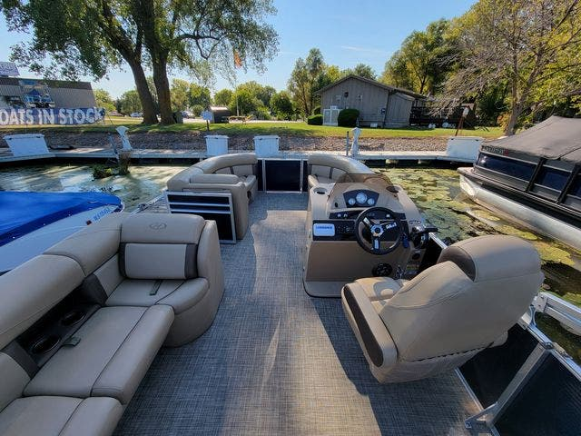 2020 Harris boat for sale, model of the boat is 210 CX/CS & Image # 4 of 7
