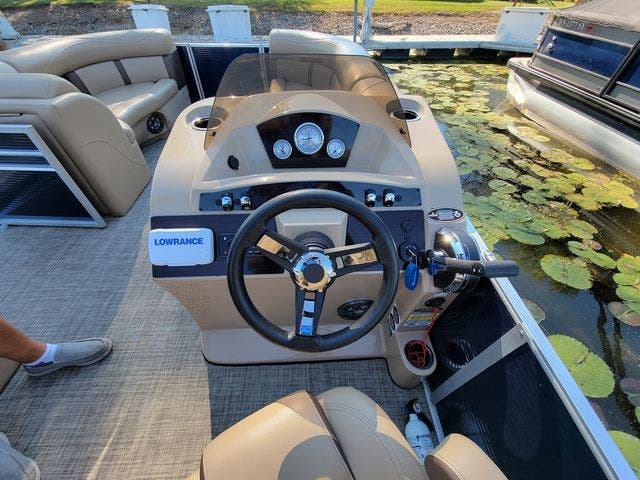 2020 Harris boat for sale, model of the boat is 210 CX/CS & Image # 5 of 7